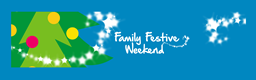 Festive Family Weekend at Arrowe Park Hospital