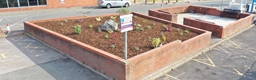 Arrowe Park Hospital gardens get makeover thanks to SP Energy Networks and partners