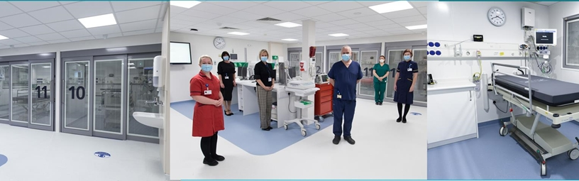£1 million A&E upgrade at Wirral University Teaching Hospital